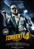 Torrente 4's poster (Santiago Segura)