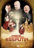 Portada de La daga de Rasputín (Jesús Bonilla)