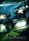 The Green Hornet's poster (Michel Gondry)