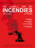 Incendies's poster (Denis Villeneuve)