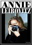Annie Leibovitz's poster (Rebecca Frayn)