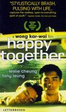 Portada de Happy Together (Kar Wai Wong)