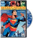 Secret Origin: The Story of DC Comics's poster (Mac Carter)