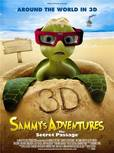 Sammy's avonturen: De geheime doorgang (Sammy's Adventures: The Secret Passage) (Around the World in 50 Years 3D)'s poster (Ben Stassen)