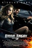 Drive Angry 3D's poster (Patrick Lussier)