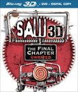 Saw 3D: The Final Chapter's poster ()