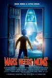 Mars Needs Moms's poster (Simon Wells)