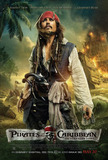 Pirates of the Caribbean: on stranger tides's poster (Rob Marshall)