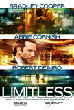 Limitless's poster (Neil Burger)