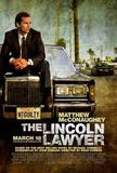 The Lincoln Lawyer's poster (Brad Furman)