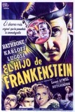 Son of Frankenstein's poster (Rowland V. Lee)