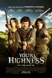 Portada de Your Highness (David Gordon Green)