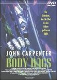 Body Bags's poster (John CarpenterTobe HooperLarry Sulkis)