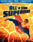All Star Superman's poster (Sam Liu)