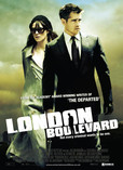 Portada de London Boulevard (William Monahan)