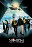 Portada de X-Men: First Class (Matthew Vaughn)