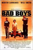 Bad Boys's poster (Michael Bay)