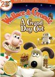 Wallace and Gromit: A Grand Day Out's poster (Nick Park)