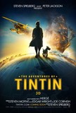 The Adventures of Tintin: The Secret of the Unicorn's poster (Steven Spielberg)