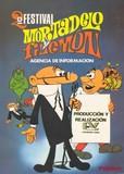 Segundo festival de Mortadelo y Filemón, agencia de información's poster ()