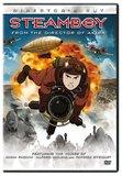 Steamboy - Director's Cut's poster (Katsuhiro Ohtomo)