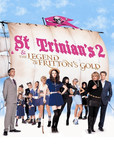 St. Trinian's 2. The legend of Fritton's gold's poster (Oliver ParkerBarnaby Thompson)