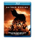 Batman Begins [Blu-ray]'s poster (Christopher Nolan)