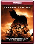 Batman Begins [HD DVD]'s poster ()