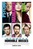 Horrible Bosses's poster (Seth Gordon)