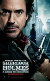 Portada de Sherlock Holmes: A Game of Shadows. (Guy Ritchie)