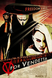 V for Vendetta's poster (James McTeigue)