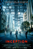 Inception's poster (Christopher Nolan)