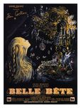 La Belle et la bte's poster (Jean Cocteau)