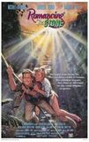 Romancing the Stone's poster (Robert Zemeckis)