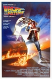 Back to the Future's poster (Robert Zemeckis)