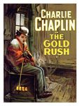 The Gold Rush's poster (Charles Chaplin)