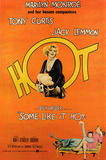Some Like It Hot's poster (Billy Wilder)