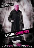 Los cronocrímenes's poster (Nacho Vigalondo)