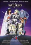Beetle Juice's poster (Tim Burton)