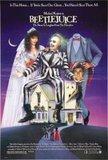 Beetle Juice's poster (Tim Burton)