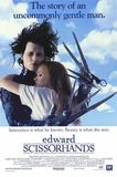 Edward Scissorhands's poster (Tim Burton)