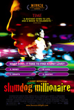Slumdog Millionaire's poster (Danny BoyleLoveleen Tandal)