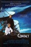 Contact's poster (Robert Zemeckis)