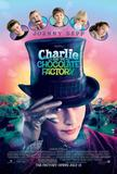 Charlie and the Chocolate Factory's poster (Tim Burton)