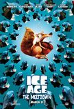 Ice Age: The Meltdown's poster (Carlos Saldanha)