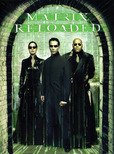 The Matrix Reloaded's poster (Andy WachowskiLarry Wachowski)
