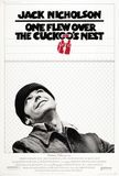 One Flew Over the Cuckoo's Nest's poster (Milos Forman)