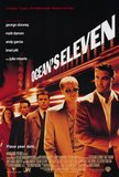Ocean's Eleven's poster (Steven Soderbergh)