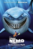 Finding Nemo's poster (Andrew StantonLee Unkrich)