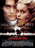 Sleepy Hollow's poster (Tim Burton)
